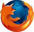 Logo des Mozilla Browsers Firefox