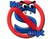 NoScript Firefox Plugin von Heise empfohlen