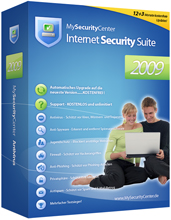 Bild von: mySecurityCenter+Internet+Security+Suite