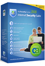 MySecurityCenter Internet Security Suite CA bei www.Virenschutz.info